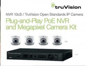 1X TVN-1004CS-1T + 4X TVW-5302