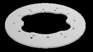 Adaptateur pour dôme wedge