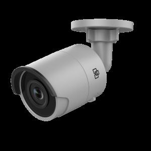 Caméra Bullet IP 4MPx 4 mm, j/