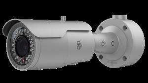 Camera Tube TVI 1080p Objectif