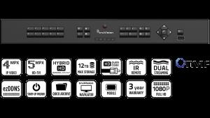 STOCKEUR HD TVI 8V IP OU