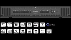 ENREGISTREUR HYBRIDE HD TVI IP