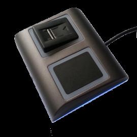 LECTEUR BIOMETRIQUE + PROX USB