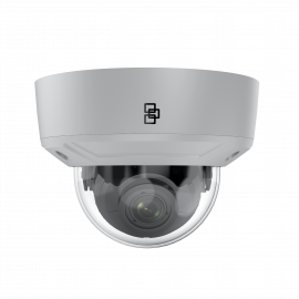 CAMERA DOME IP 4MPX OBJ2.8-12